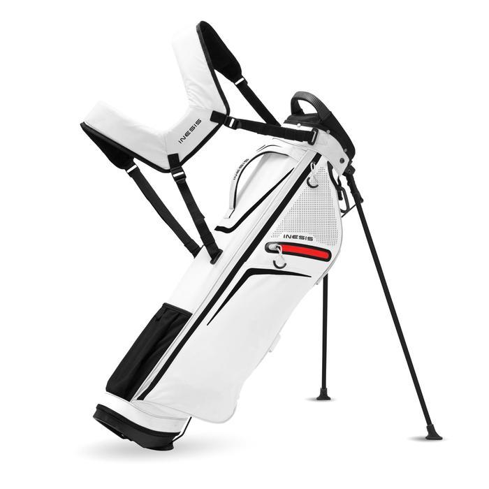 Bolsa Golf Trípode Ultralight Blanca