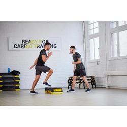 T-Shirt FTS 120 Fitness Cardio Herren khaki AOP
