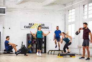 circuit appareils fitness