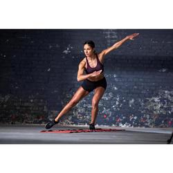 Sport-BH FBRA 500 Fitness Cardio Damen bordeaux