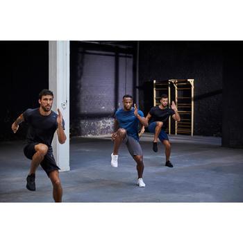 Short cardio fitness training homme FST 900 bleu