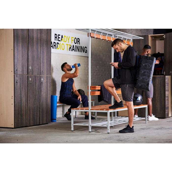 Sporttasche Fitness-/Cardiotraining 40l camouflage