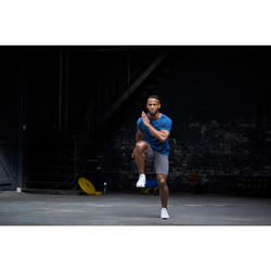 T-Shirt FTS 920 Fitness Cardio Herren blau
