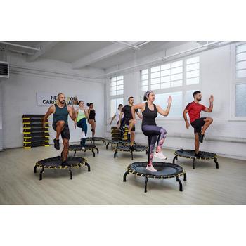 Zapatillas fitness cardio-training mujer 500 rosa