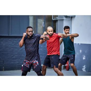 500 FLEG Fitness Cardio Training Leggings - Black