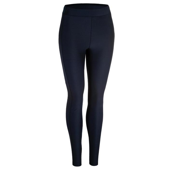Leggings FTI 120 Fitness Cardio Damen marineblau