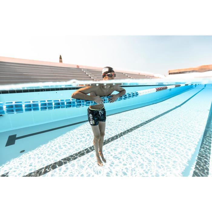 Schwimmshorts 100 CourtAll Lia NBJI Herren schwarz/blau
