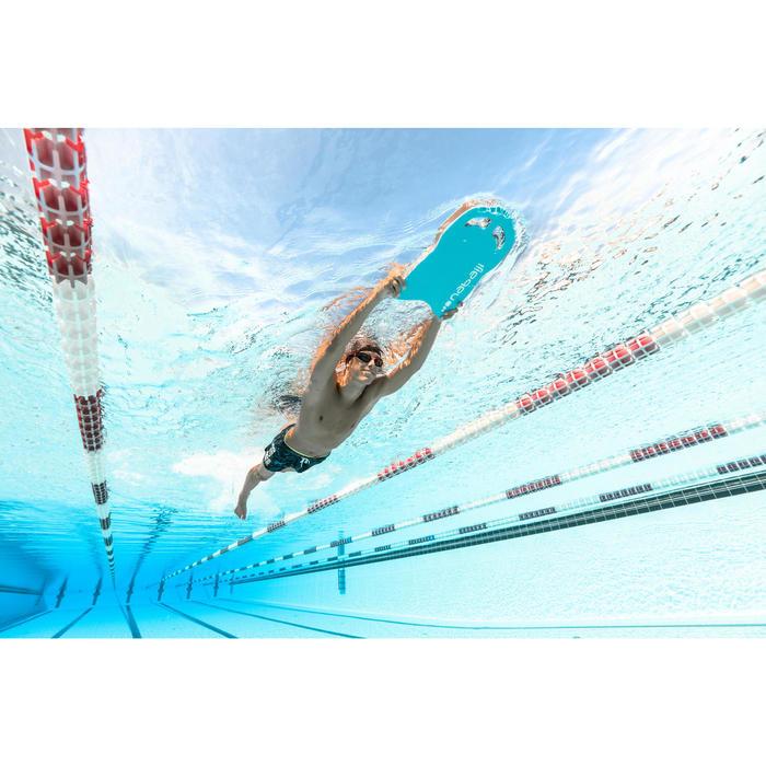 Glas op sterkte -5 voor zwembril 500 Selfit maat S getint