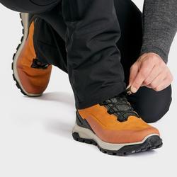 男款超保暖健行長褲SH520-黑色