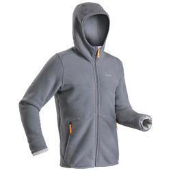 Fleece vest SH100 Ultra-Warm heren grijs