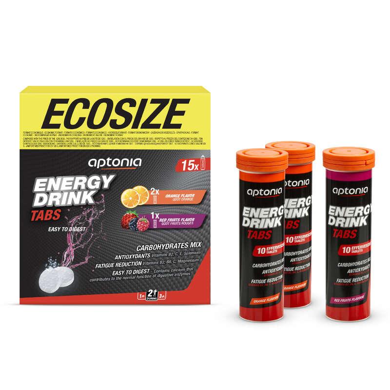 VÄTSKA& FÖRE Triathlon - ENERGY DRINK Tabletter ECOSIZE APTONIA - Energi, Näring