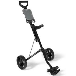 Tweewiel golftrolley Compact