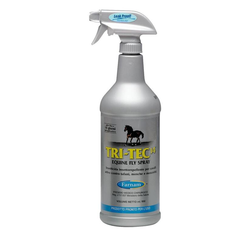 Repelente Insectos Equitación FARNAM sp tritec 14 946 ml