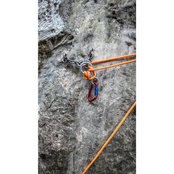 Semi-statisch touw canyoning type B 9,5 mm x 60 meter