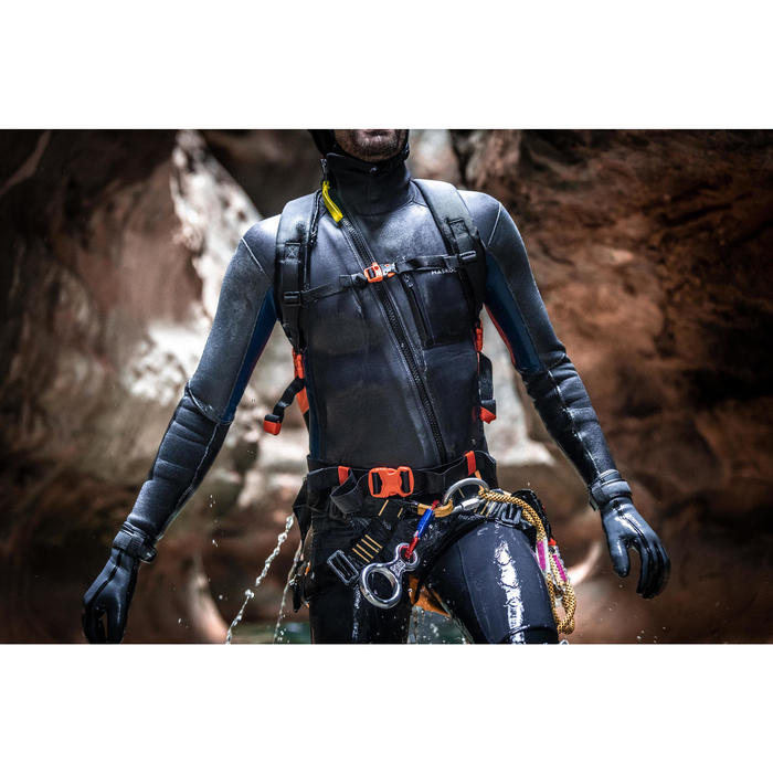 Canyoning-Jacke Canyon Herren 5mm Neoprenanzug