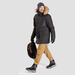 Warme wandelbroek heren SH500 X-warm bruin