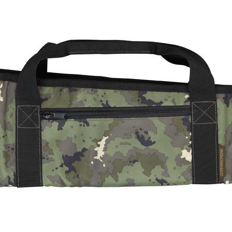 Hunting rifle bag 125 cm camo