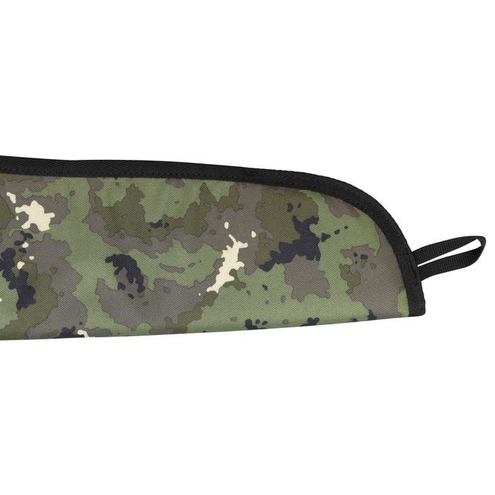 Funda de escopeta de caza 125 cm Acolchada camuflaje Verde