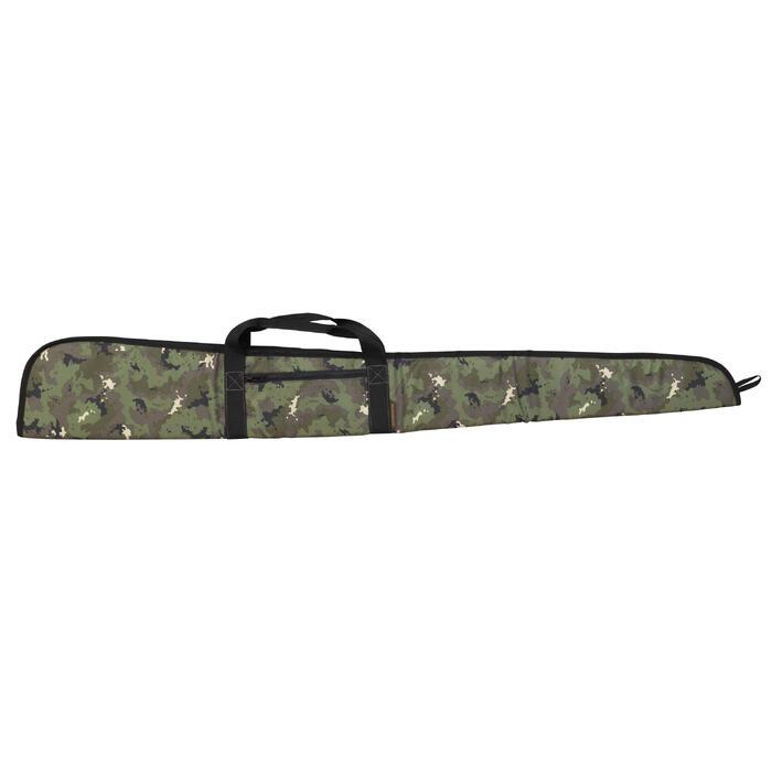 Fourreau chasse fusil 125 cm camo