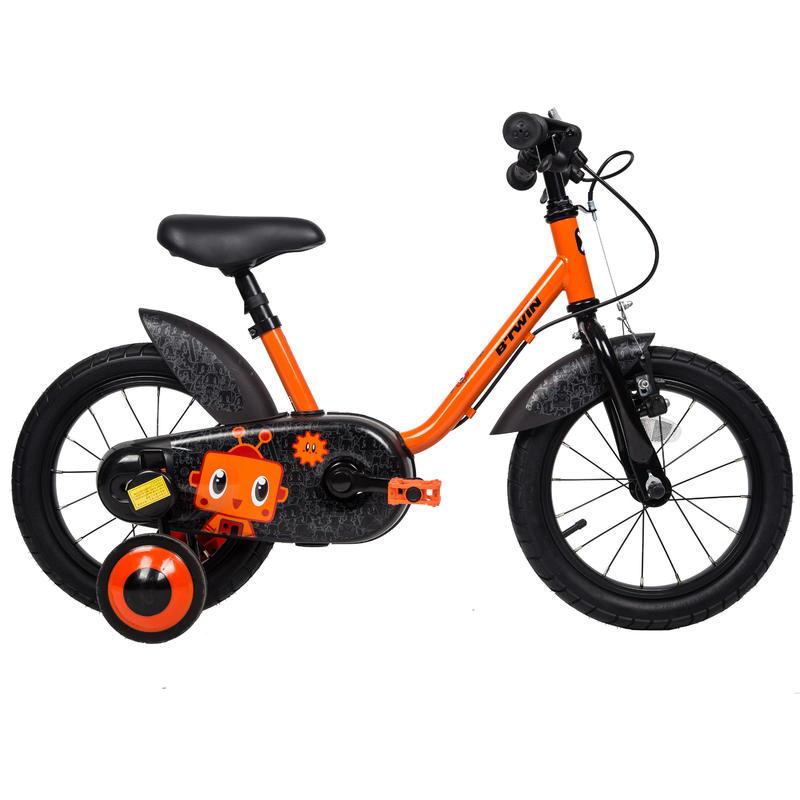 "Kids' Bike 14"" 500 - Robot"