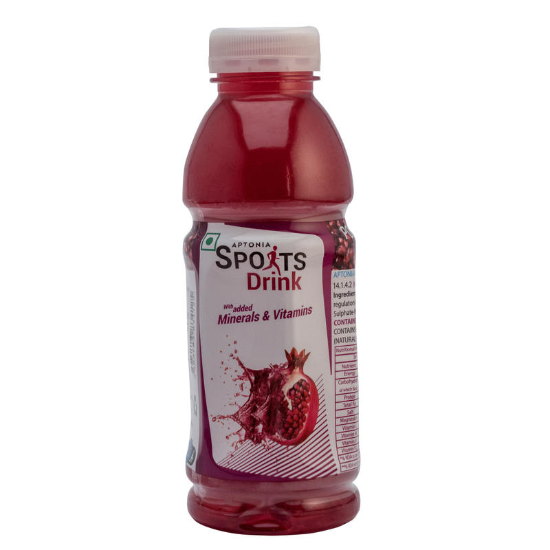 Sports Drink Pom Cherry 400ml