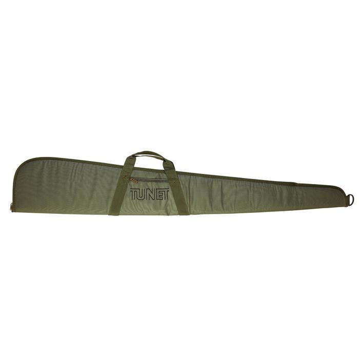 Funda Escopeta Caza Tunet Acolchada Verde 130 cm