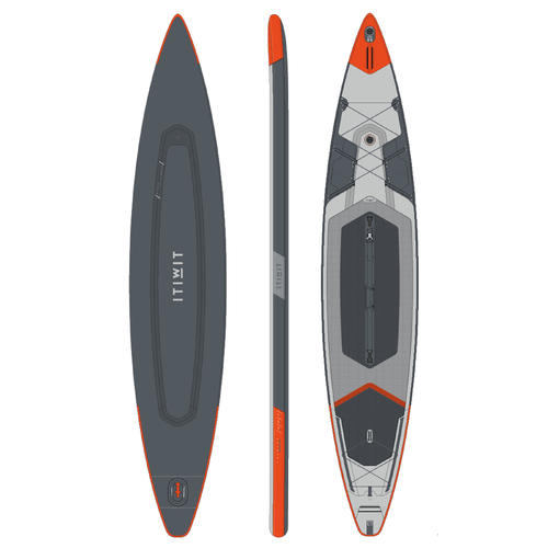 STAND UP PADDLE GONFLABLE DOUBLE CHAMBRE EXPEDITION X900 14''-31'-6'