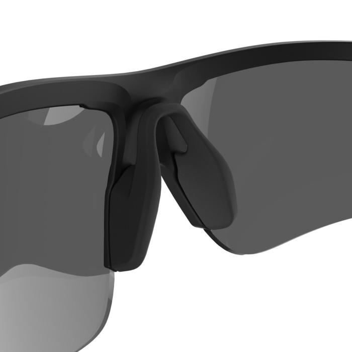 Fahrradbrille Rennrad RR 500 Erwachsene Kat. 3 schwarz