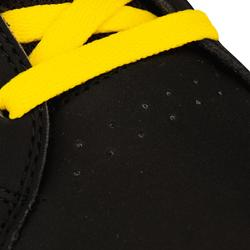 Skateschoenen voor kinderen Crush 100 zwart/geel