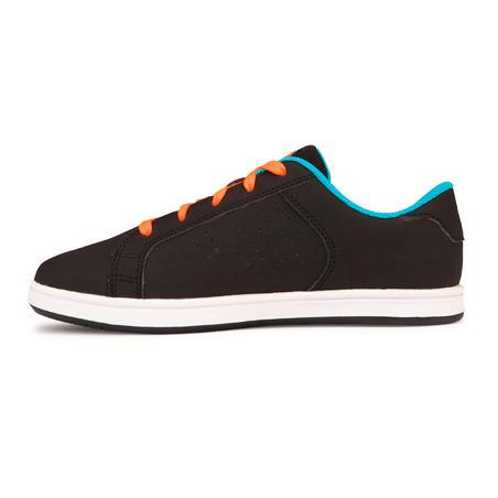 Sepatu Seluncur Crush 100 Anak - Hitam/Biru