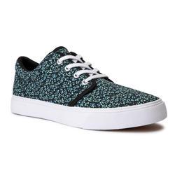 Zapatillas caña baja skateboard-longboard adulto VULCA 100 CANVAS L Hawthorn