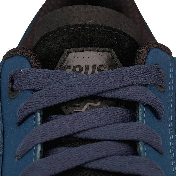 Lage skateschoenen (cupsoles) voor volwassenen Crush 500 blauw/zwart