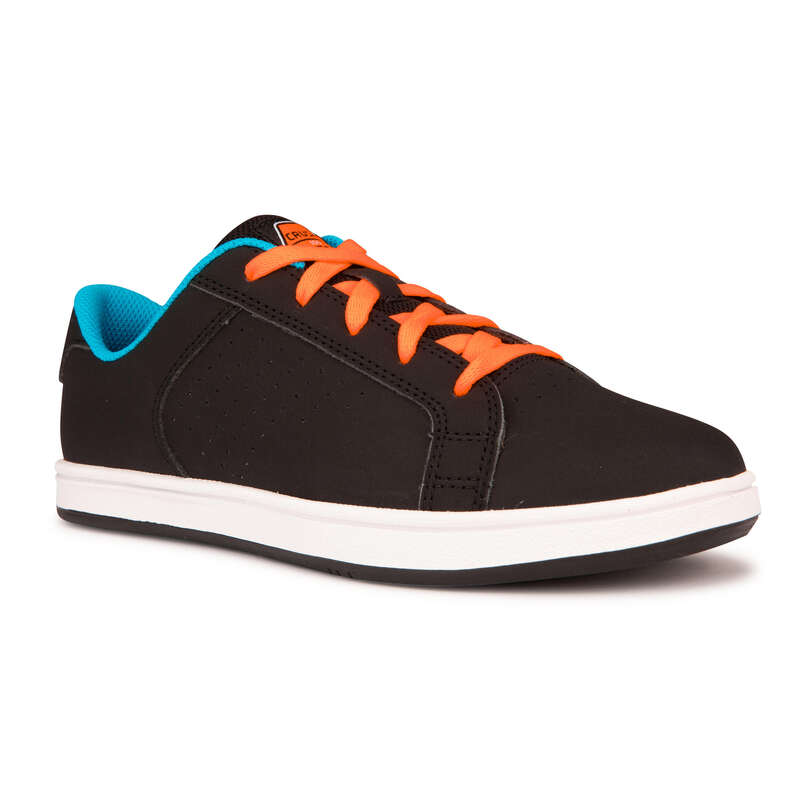 SKATEBOARDSKOR JUNIOR Typ av sko - CRUSH 100 Junior OXELO - Sneakers