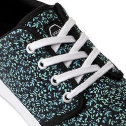 Chaussures basses skateboard-longboard adulte VULCA 100 CANVAS L Hawthorn