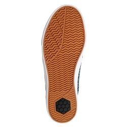 Chaussures basses skateboard-longboard adulte VULCA 100 CANVAS L Hawthorn