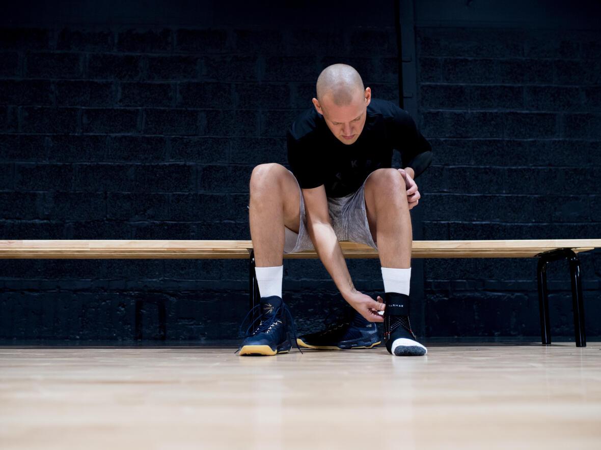 reprendre le basket apres blessure