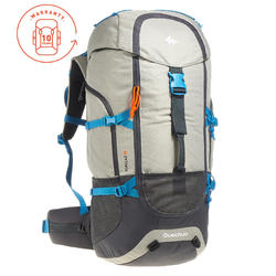 147ef6d2c Forclaz 50-Litre Travel Backpack - Grey