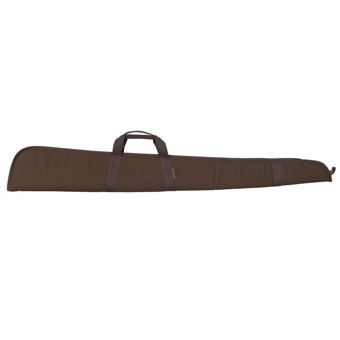 Foedraal voor jachtgeweer 300 bruin 130 cm