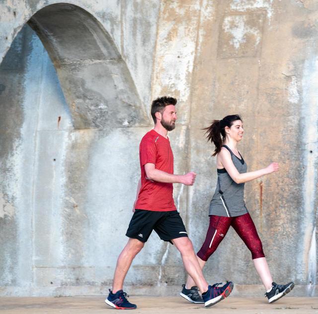 plan de marche de perte de poids