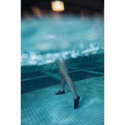Waterschoentjes voor aquagym/aquabike/aquafitness Aquadots zwart