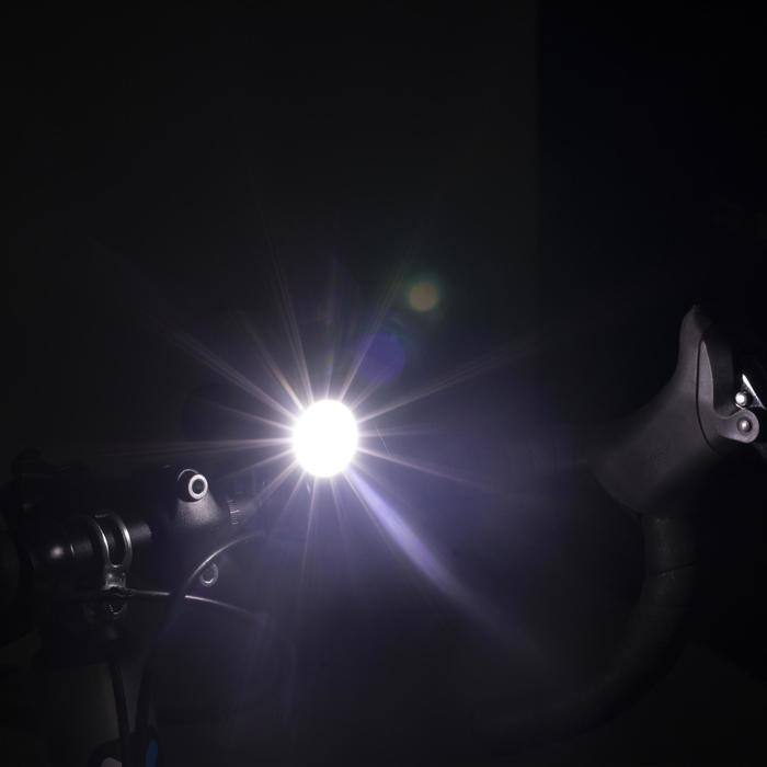 FIETSVERLICHTING OP LED FL 920 VOOR/ACHTER USB
