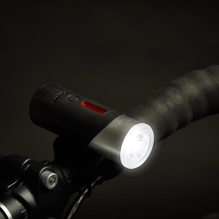Fahrradbeleuchtung LED FL 920 Vorder- und Rücklicht USB