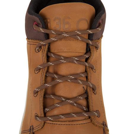 """Vīriešu burāšanas ādas apavi """"Kostalde Rain"""", brūni"""