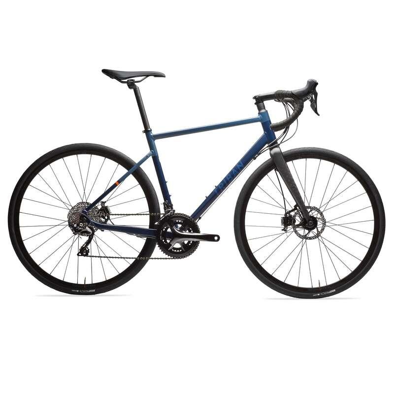 Шоссейные велосипеды CYCLING Велоспорт - ШОССЕЙНЫЙ ВЕЛОСИПЕД RC 520 TRIBAN - Семьи и категории