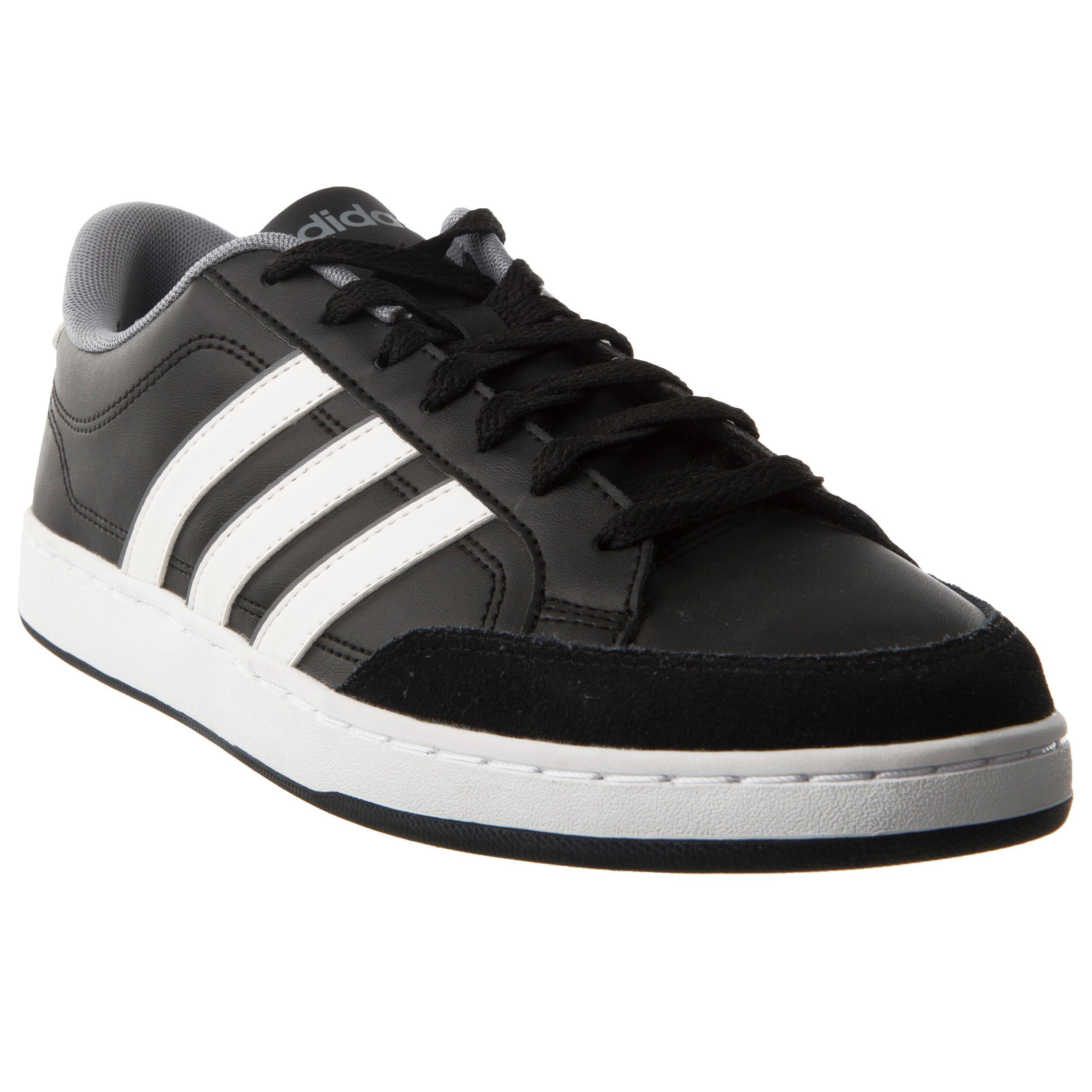 Tennisschoenen voor heren Adidas Courtset zwart