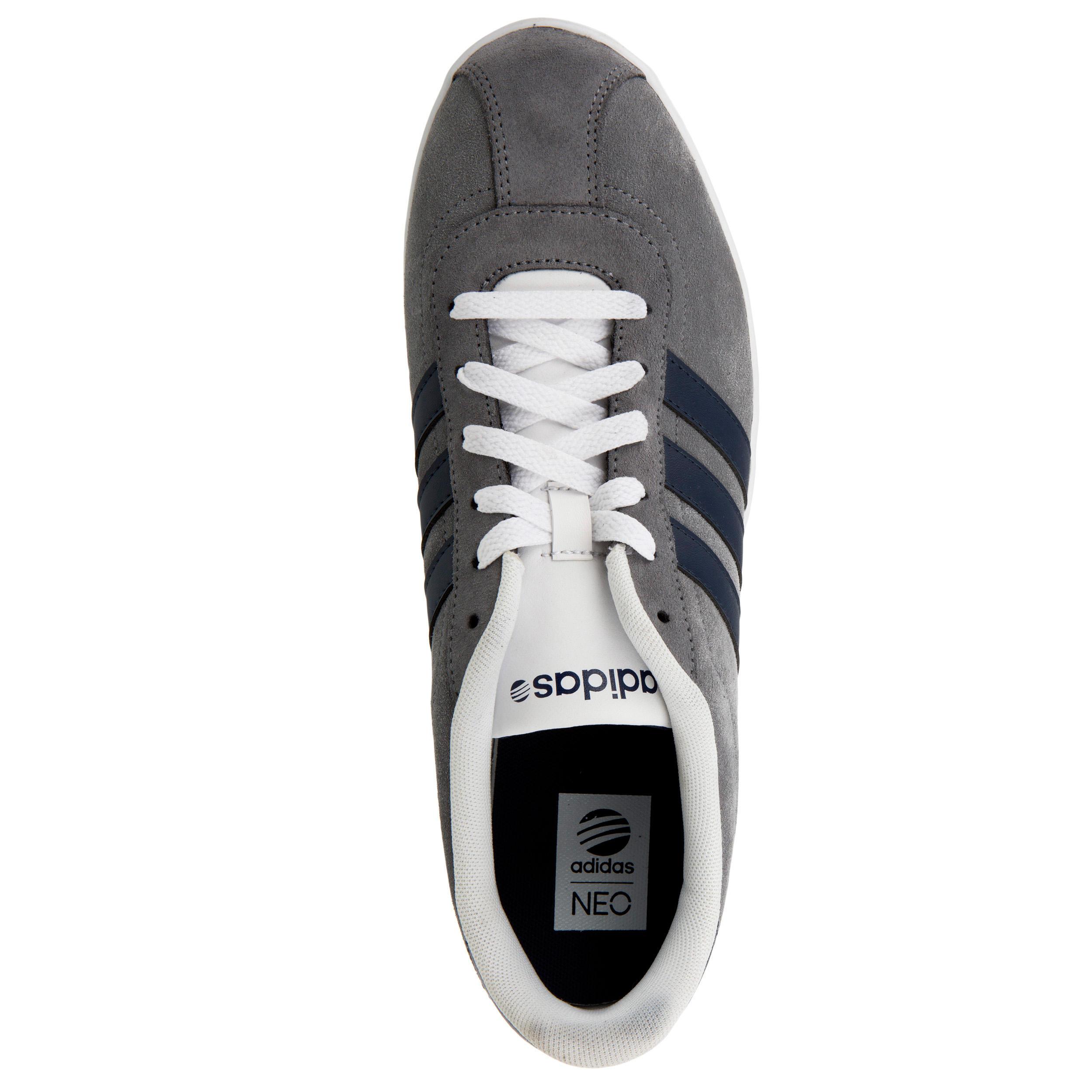 Adidas Sportschoenen heren Neo Court marineblauw