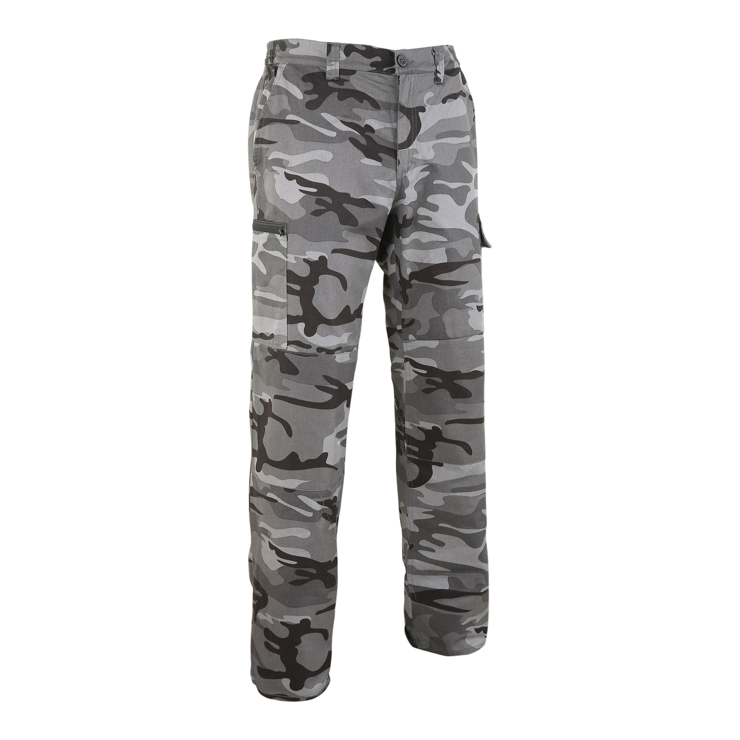 Pantalon Stepă 300 Woodland