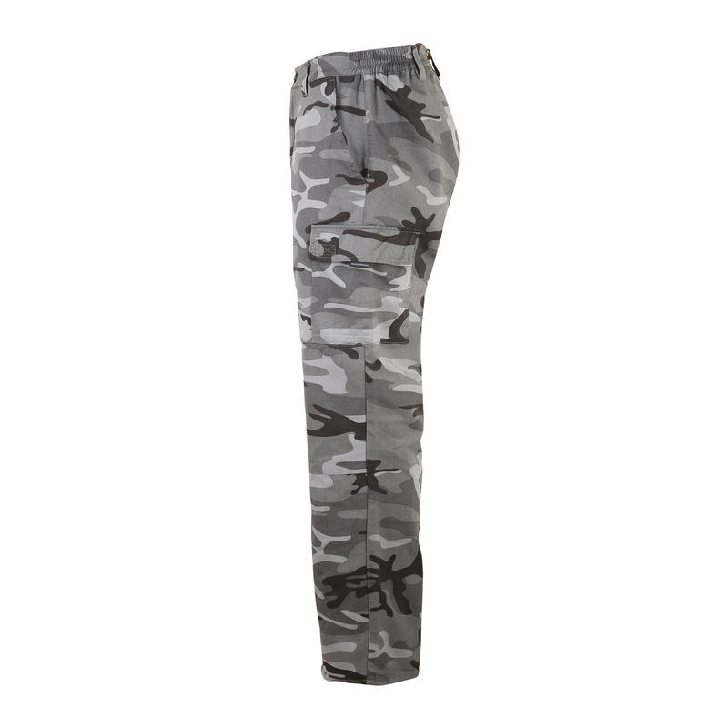 Steppe 300 Wild Discovery Trousers - Woodland Black