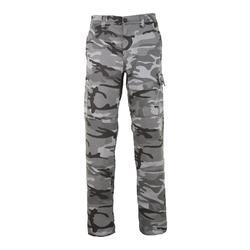 Pantalon chasse Steppe 300 woodland noir