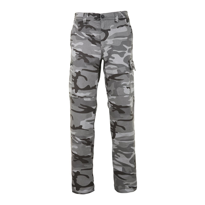 Steppe 300 hunting trousers woodland black